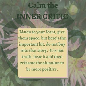 Calm the inner critic