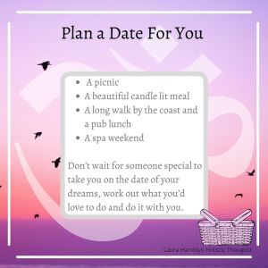What's your ideal date? A picnic A beautiful candle lit meal A long walk by the coast and a pub lunch A spa weekend