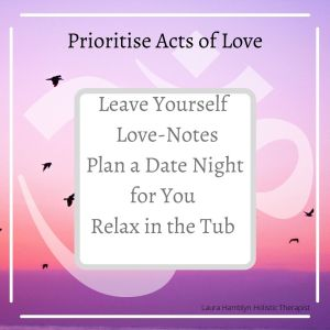 Leave Yourself Love Notes Plan a Date for You Relax in the Tub
