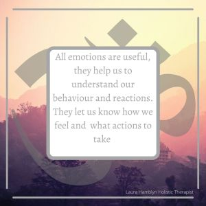 all emotions are useful, they help us to understand our behaviour and reactions, they let us know how we feel and what action to take