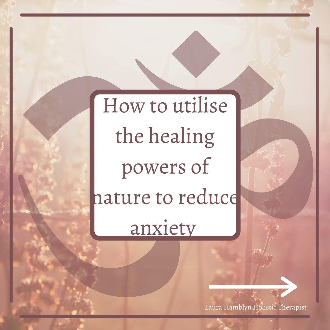 How to utilise earth energy for healing